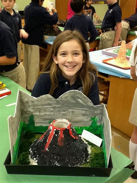 homemade lava l science fair project 27 best images about volcano project on pinterest models