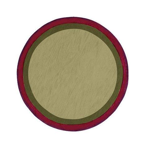 Home Decorators Collection Karolus Multi 5 Ft 9 In Round 9 Foot Rugs
