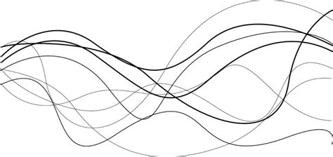 Line Arts line wavy background free vector free vectors ui