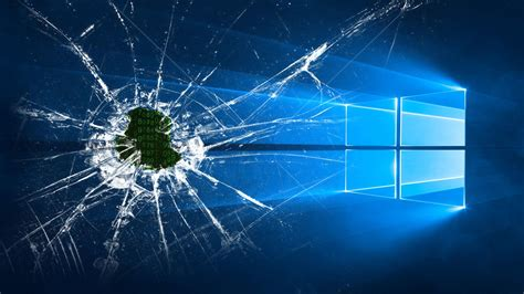 cracked backgrounds windows wallpaper cave