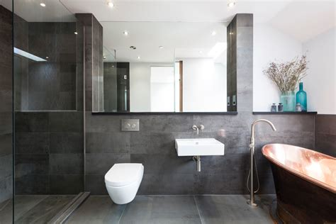 charcoal bathroom 17 charcoal bathroom designs decorating ideas design