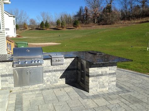 outdoor kitchen contractor landscaping contractor cromwell ct 187 pinewood landscaping