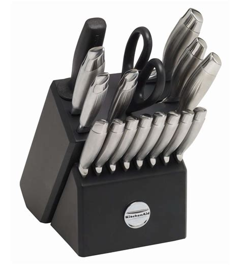 kitchen aid knives kitchen extraordinary kitchen aid knives kitchenaid knife