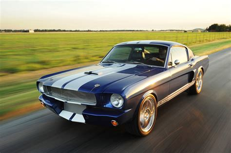 classic recreations 1966 mustang fastback shelby gt350cr