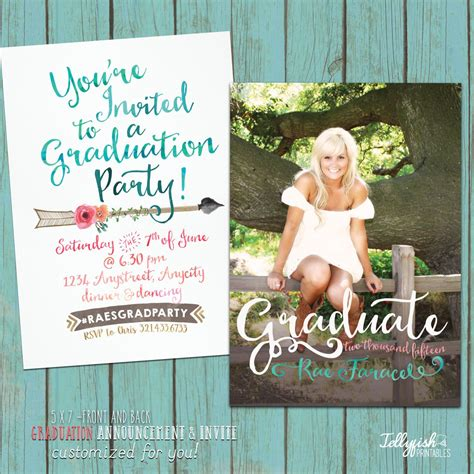 free graduation invitation templates graduation invitations 2016 templates free calendar