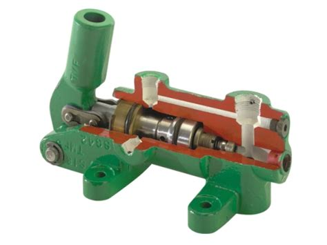 hydraulic gear motor how it works how hydraulic starting systems work
