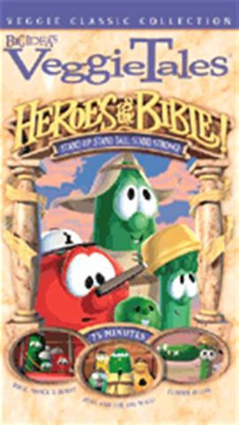 the big book of volume 2 69 tales a cleis anthology books veggietales heroes of the bible vol 2 veggietales