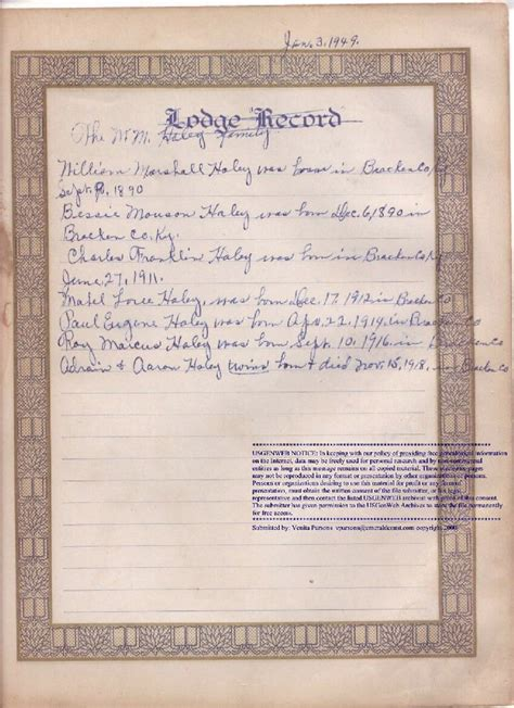 Kentucky Birth Records 1800 S Kentucky Bible Records Access Genealogy