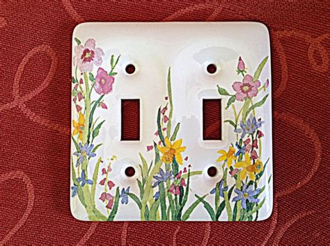 white porcelain light switch covers porcelain ceramic double switch plate outlet covers