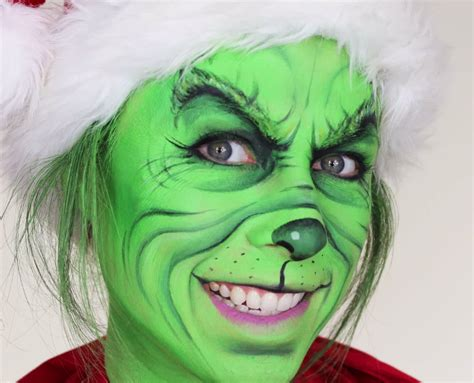 blog the grinch fancy dress outfit abfab fancy dress