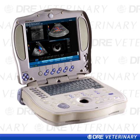 used ge logiqbook portable ultrasound machine