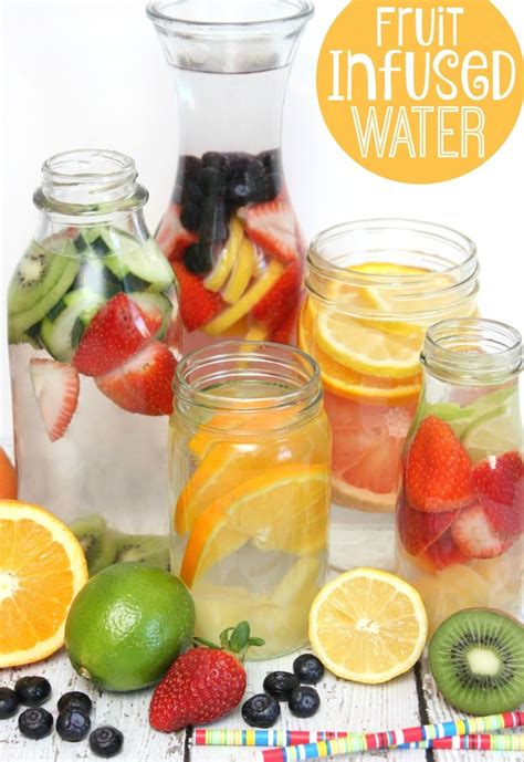 8 fruit infused waters 8 delicious fruit infused detox waters pinkwhen