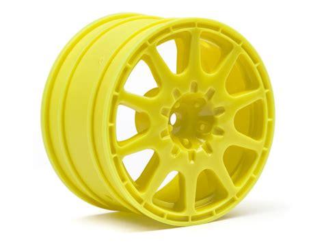 Rc 2pcs Ban Velg Tire With Wheel Set Sand Type For 1 8 1 10 1 12 Hex17 hpi 113689 wr8 method rallycross wheel 35mm yellow 2pcs l 248 ten rc shop as
