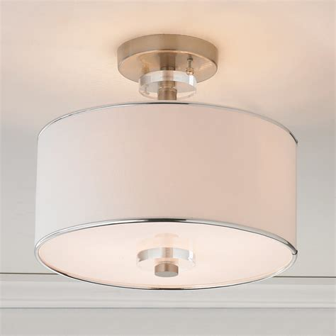 Modern Flush Ceiling Light Modern Sleek Semi Flush Ceiling Light Shades Of Light