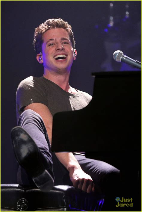 charlie puth xcel becky g made the stage sizzle for jingle ball 2015 in