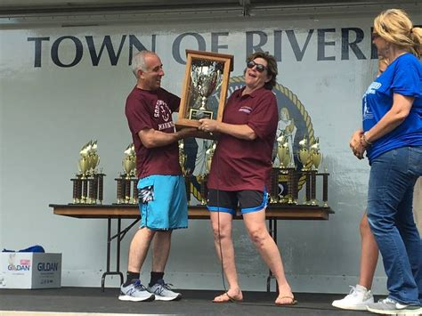 cardboard boat race riverhead ny town supervisors face off in heated cardboard boat race