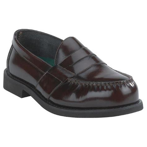 steel toe loafers s florsheim 174 steel toe classic loafer slip ons