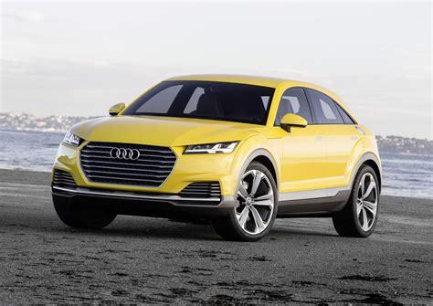 Audi Offroad by Audi Tt Offroad Concept 2014 Audi Mediacenter