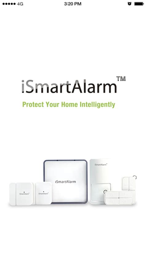 ismartalarm home security system im app store