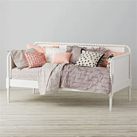 kids daybed bedding jenny lind kids daybed white the land of nod