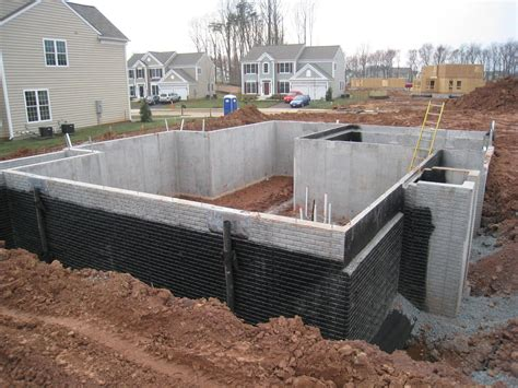 what is drain tile waterproofing basics for md pa