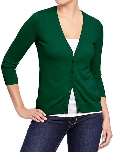 Cardigan Selutut emerald green womens cardigan sweater sweater jacket