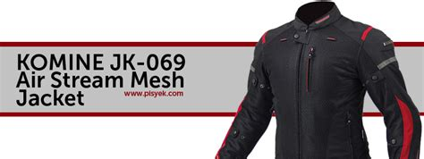 jaket catenzo yi 069 review jaket komine jk 069 air pisyek