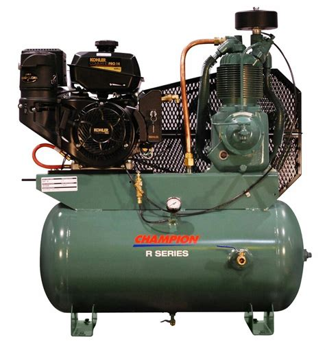chion hdr5 3k diesel engine driven air compressor kohler engine ebay
