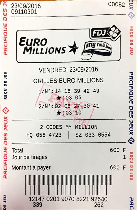 prix de la grille euromillion le gagnant de l euromillions a re 231 u ch 232 que il avait