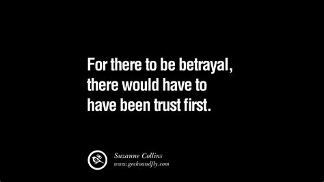 Betrayal of trust in a marriage