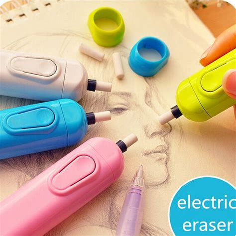 Penghapus Derwent Battery Operated Eraser derwent battery operated eraser electric ᓂ eraser eraser