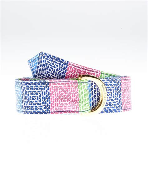 Patchwork Belt - s belts patchwork whale belt vineyard vines