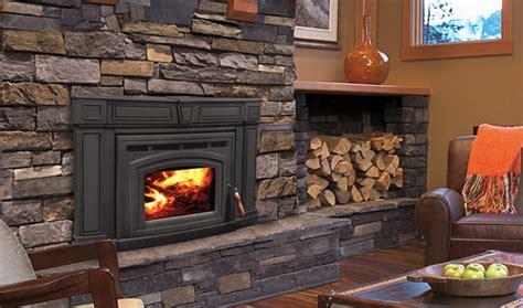 wood burning fireplace insert installation foyers encastrables enviro po 234 les 224 bois du forgeron
