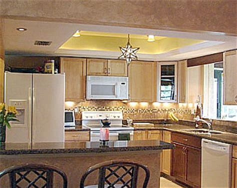 Kitchen Ceiling Lighting Ideas by Kitchen Ceiling Ideas Home Design And Decor Reviews