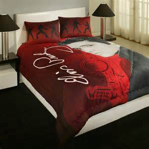 elvis presley home bedding 3 piece set dancing elvis