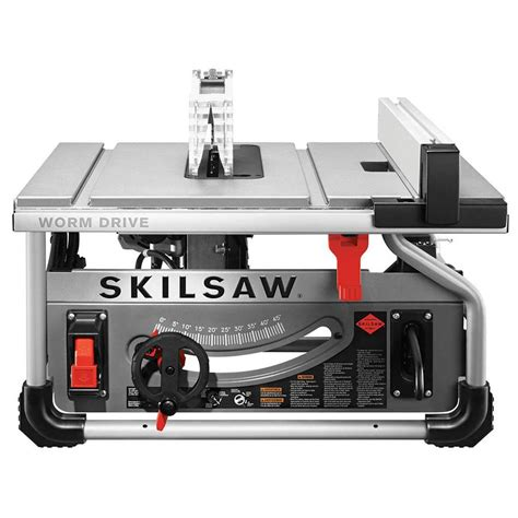 kobalt 15 10 in carbide tipped table saw shop skilsaw 15 amp 10 in carbide tipped worm drive