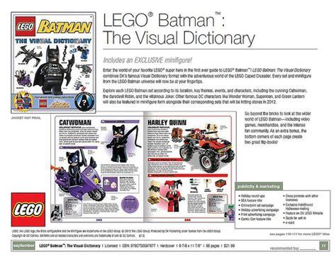 Ultimate Visual Dictionary Revised Updated Dk Publishing Ebook leaks 2012年秋季に発売されるレゴ ハードカバー ペーパーバック
