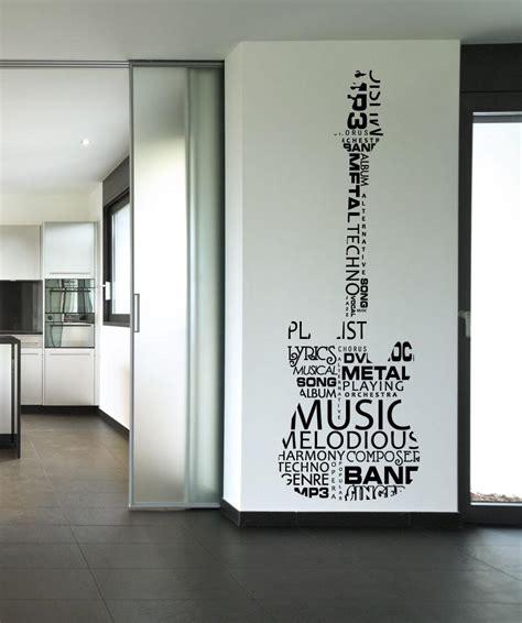 wall vinyl guitar wall stickers wall decals guitar stickerbrand