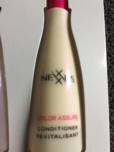 nexxus color assure reviews nexxus 174 color assure conditioner reviews in conditioner