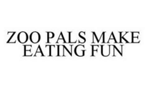 make moe design zoo logo zoo pals make eating fun trademark of reynolds consumer