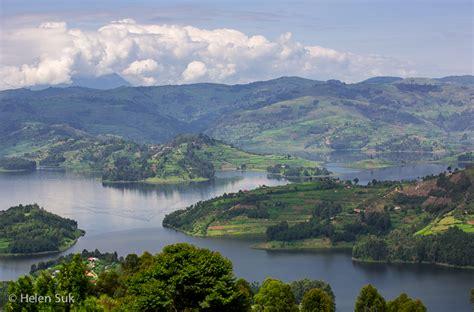 Body Of Water by Lake Bunyonyi A Natural Wonder Of The World