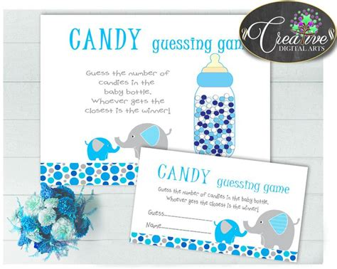 themes for guessing games 17 best images about baby shower on pinterest baby