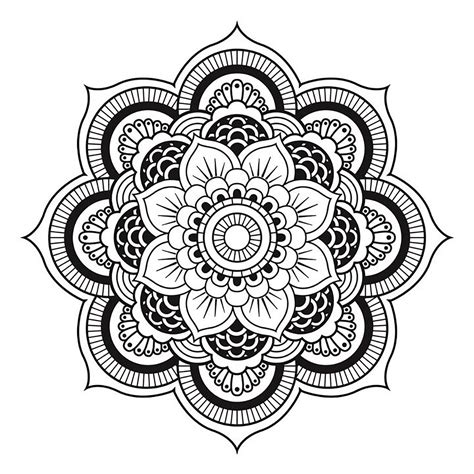 mandala coloring pages for relaxation mandalas coloring pages for adults mandala to