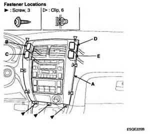 Hyundai Tucson Radio Removal Wiring Diagram 2006 Hyundai Azera Wiring Free Engine