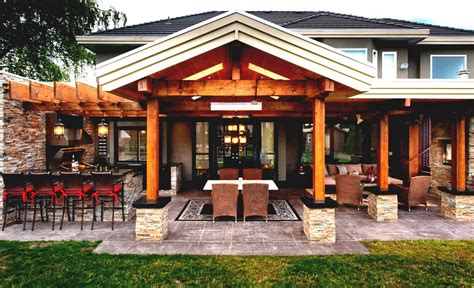 house plans with outdoor kitchens gorgeous pool house with outdoor kitchen plans goodhomez com