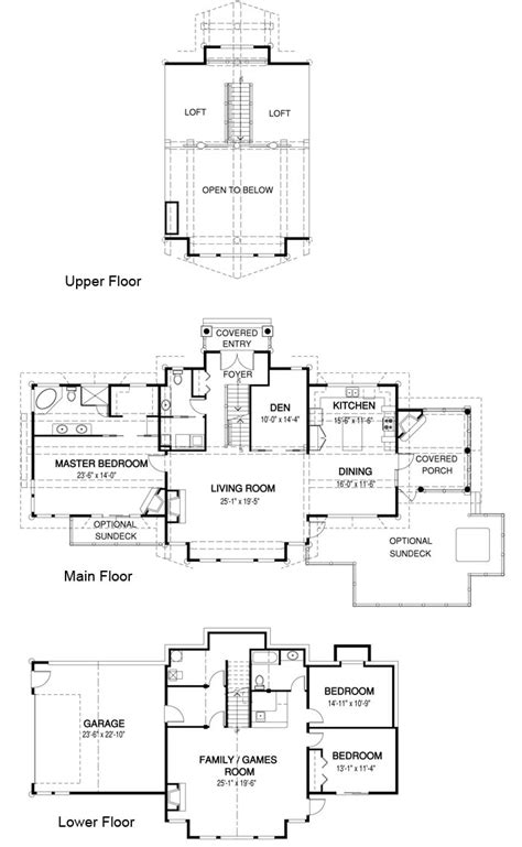 Shaughnessy Floor Plan | house plans the shaughnessy cedar homes