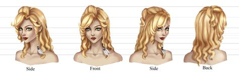 Hair Style Contests by 14 Hairstyle Contest By Tropic02 On Deviantart