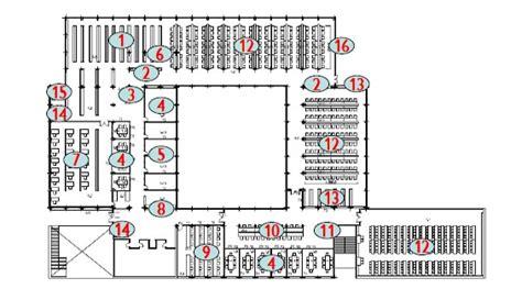 Sendai Mediatheque Floor Plans plano universidad de navarra