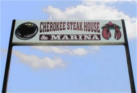 cherokee steak house directions cumberland river cruises