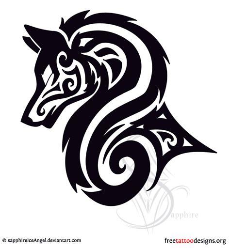 tribal pattern wolf tribal wolf lj s scar cover up ideas pinterest